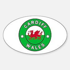 Cute Barry Sticker (Oval)