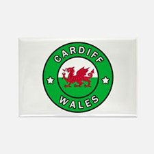 Cardiff Wales Magnets