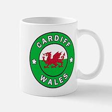 Cardiff Wales Mugs