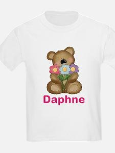 Daphne's Bouquet Bear T-Shirt