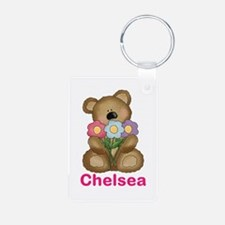 Chelsea's Bouquet Bear Keychains