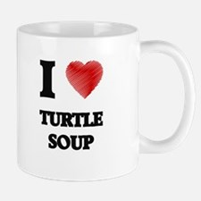 I love Turtle Soup Mugs