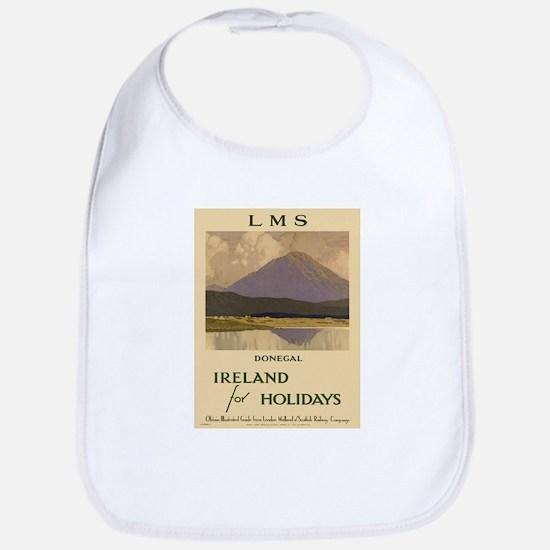 Vintage poster - Ireland Bib