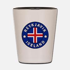 Cute Nordic Shot Glass
