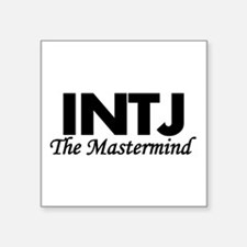 INTJ | The Mastermind Sticker