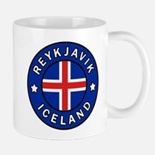 Reykjavik Iceland Mugs