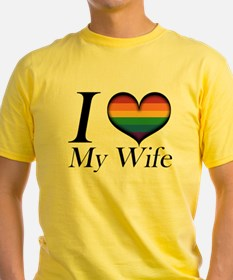I Heart My Wife T-Shirt