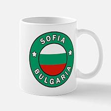 Sofia Bulgaria Mugs