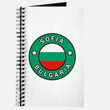 Sofia Bulgaria Journal