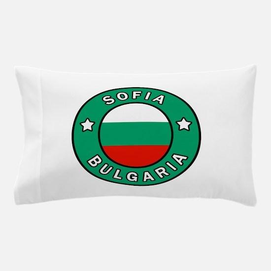 Sofia Bulgaria Pillow Case