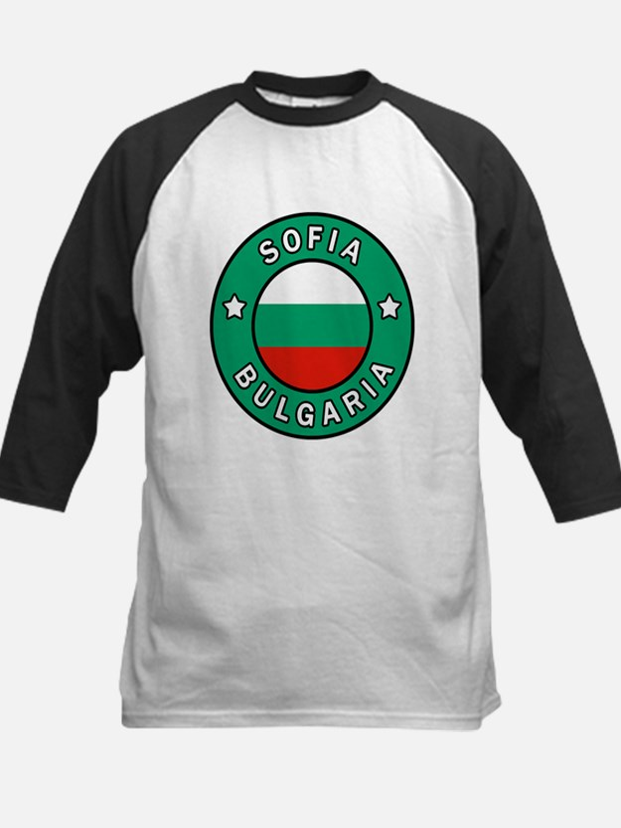 Sofia Bulgaria Baseball Jersey