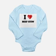 I love Beef Stew Body Suit