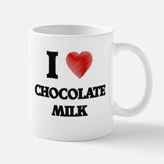 I love Chocolate Milk Mugs