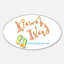 Kiawah Island - Decal