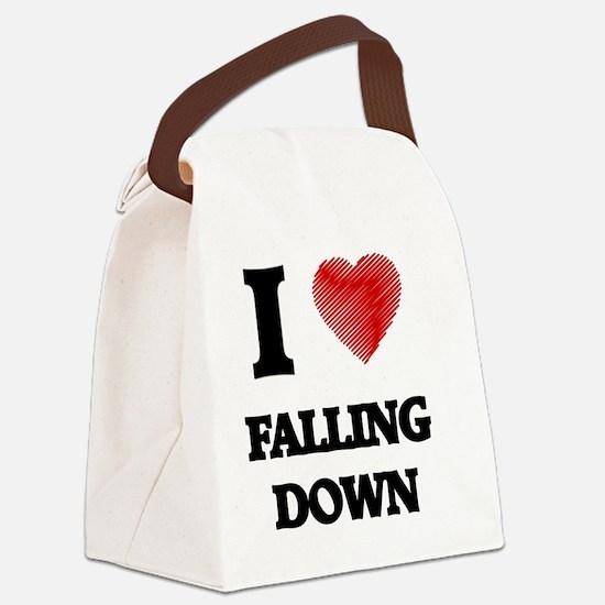 Cute Michael Canvas Lunch Bag