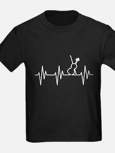 VIOLIN HEARTBEAT T-Shirt