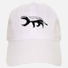 Honey Badger Trott Baseball Baseball Cap