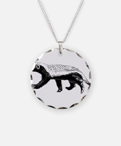 Honey Badger Trott Necklace
