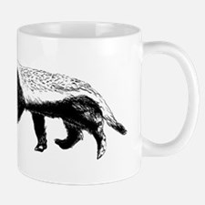 Honey Badger Trott Mugs