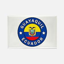 Guayaquil Ecuador Magnets