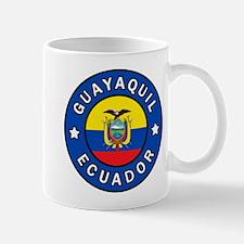 Guayaquil Ecuador Mugs