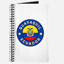 Guayaquil Ecuador Journal