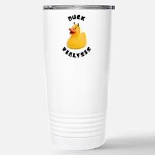 Duck Fialysis Travel Mug