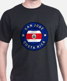 Cute Costa rican pride T-Shirt