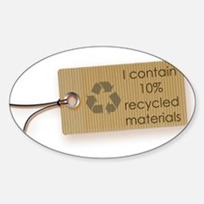I contain 10% recycled materials (horizontal) Stic