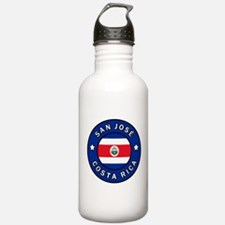 San Jose Costa Rica Water Bottle