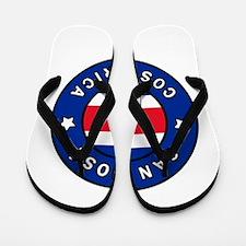 San Jose Costa Rica Flip Flops