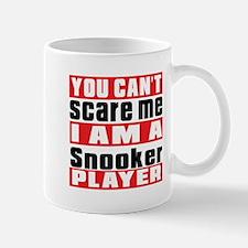 I Am Snooker Player Small Small Mug