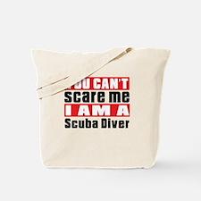 I Am Scuba Diving Player Tote Bag