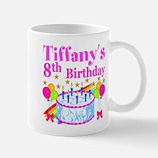 HAPPY 8TH Mug