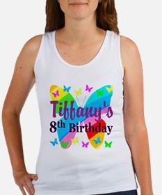 HAPPY 8TH Women's Tank Top