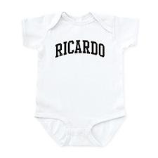 RICARDO (curve) Infant Bodysuit