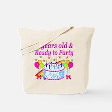 8TH BIRTHDAY Tote Bag