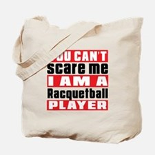 I Am Racquetball Player Tote Bag