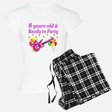 8TH BIRTHDAY Pajamas