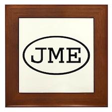 JME Oval Framed Tile