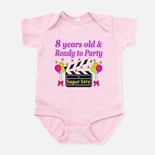 8TH BIRTHDAY Infant Bodysuit