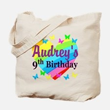 PERSONALIZED 9TH Tote Bag