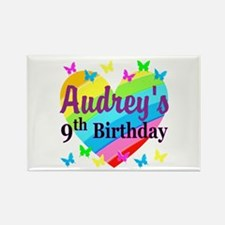 PERSONALIZED 9TH Rectangle Magnet