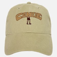 Canoe Baseball Baseball Cap
