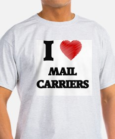 I love Mail Carriers T-Shirt