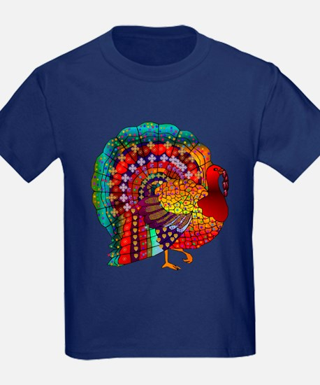 Thanksgiving Jeweled Turkey T
