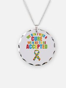 Autism Acceptance Necklace