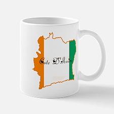 Cool Cote d'Ivoire Mug