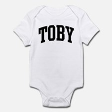 TOBY (curve) Infant Bodysuit