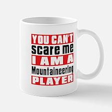 I Am Mountaineering Player Mug